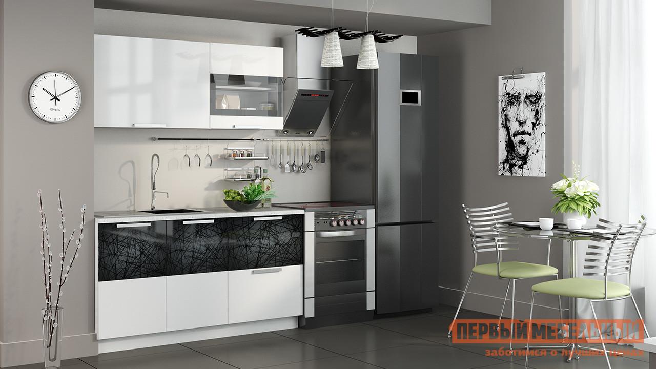 Кухонный гарнитур ТриЯ Фэнтези 150 см спальный гарнитур трия лючия к2