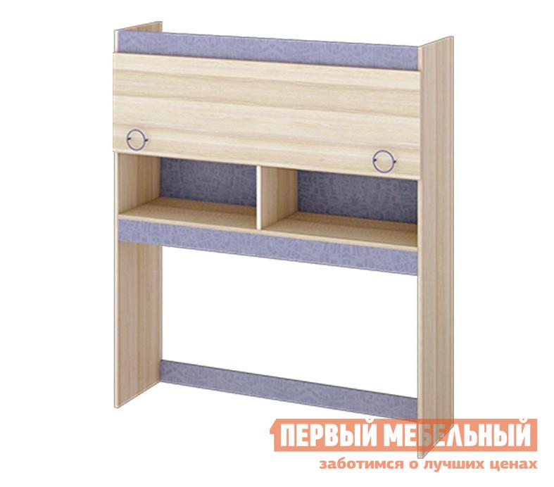 Полка детская ТриЯ ПМ 145.07 дверь распашная мебель трия ларго пм 181 07 11