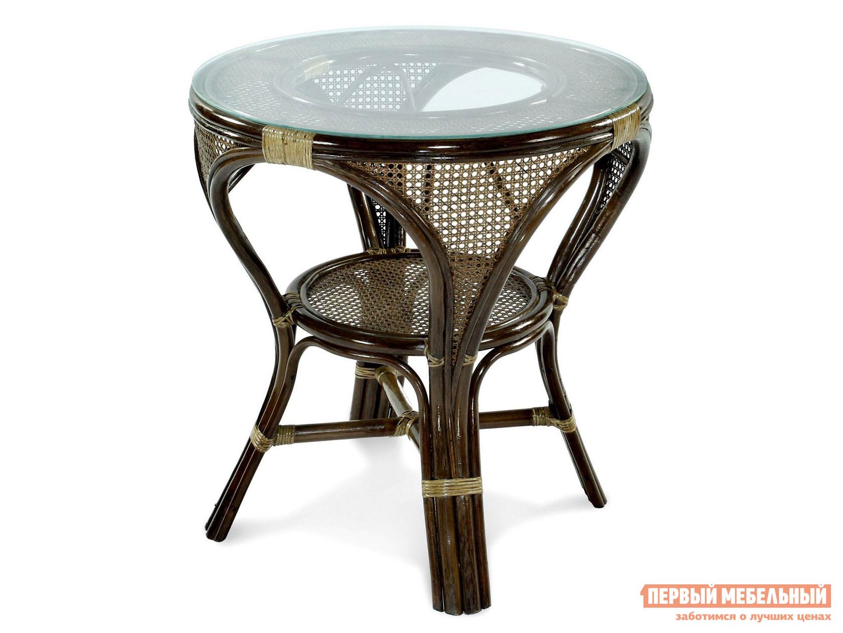 Плетеный стол  MOKKO L-A 11/10 Браун