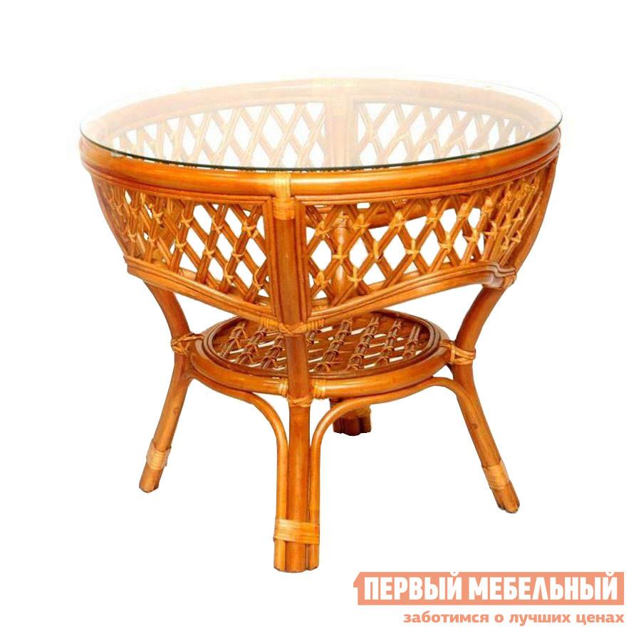 Плетеный стол ЭкоДизайн MELANG 1305А стол для сада экодизайн стол обеденный melang 1305а б