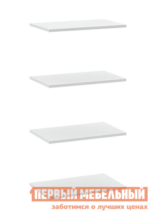 Комплект полок шкафа для одежды ТриЯ ТД-208.07.26-01 комплект детской мебели трия индиго к1