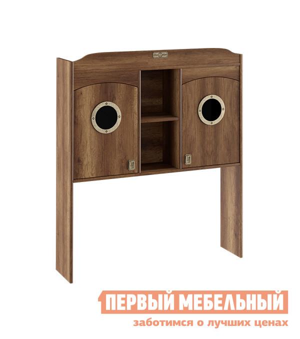 Надстройка ТриЯ ТД-250.15.11 Дуб Каньон, С иллюминатором от Купистол