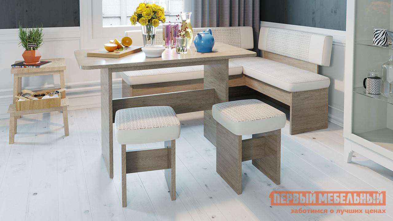 Кухонный уголок ТриЯ Дублин кухонный уголок кухонный гарнитур трия фэнтези 120 см