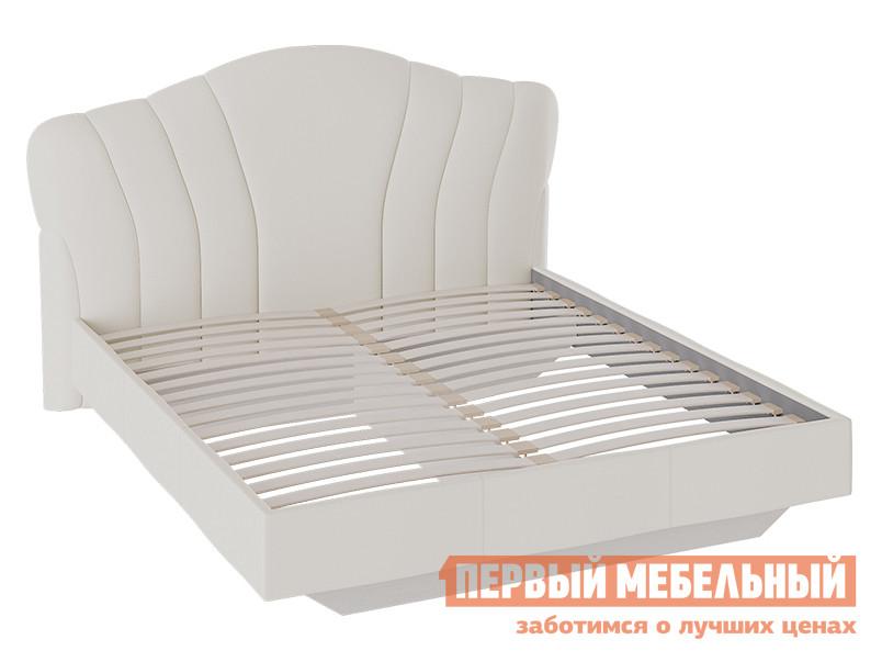 Двуспальная кровать ТриЯ Сабрина ТД-307.01.01 Кровать с мягкой спинкой (1600)
