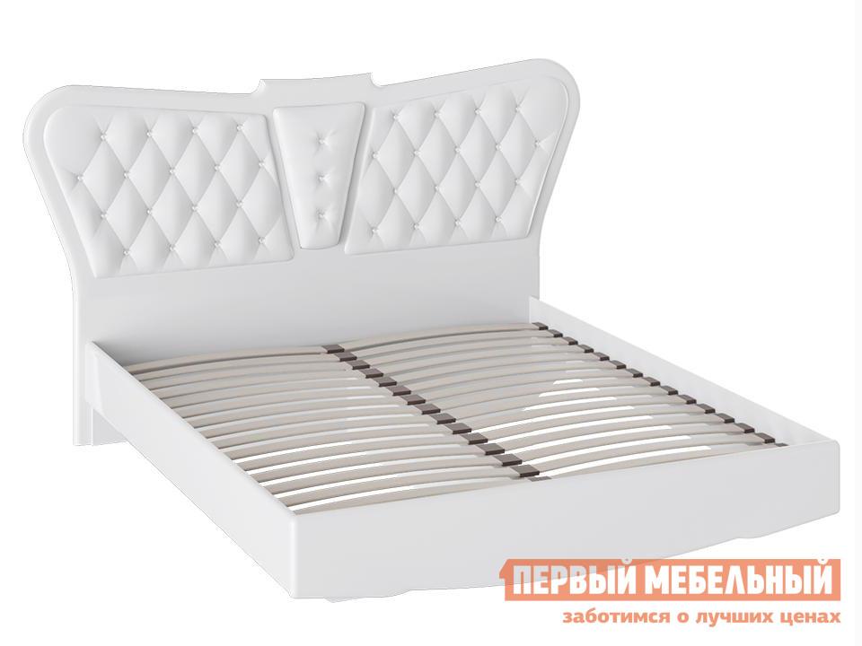 Двуспальная кровать ТриЯ Аврора СМ-268.01.03 Кровать (1600)