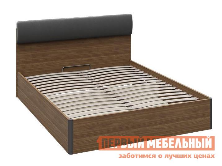 Двуспальная кровать ТриЯ Харрис СМ-302.01.006 Кровать с подъемным механизмом с мягким элементом к спинке тип 1 (1600)