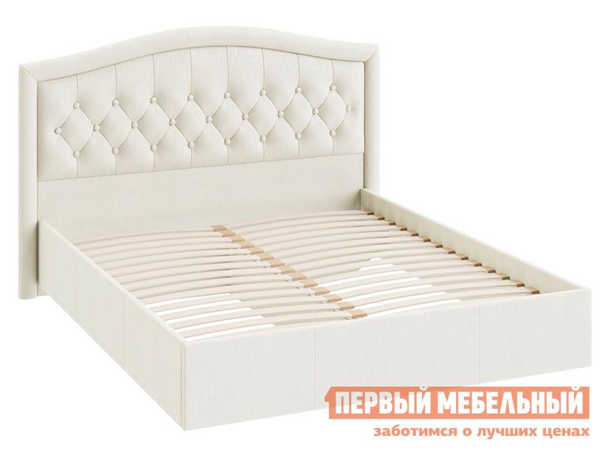 Двуспальная кровать ТриЯ Адель СМ-300.01.11(1) (ТД-300.01.01+ТД-300.01.11)