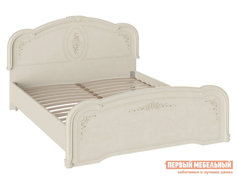Двуспальная кровать ТриЯ Кровать СМ-254.01.03 двуспальная кровать трия см 223 01 002