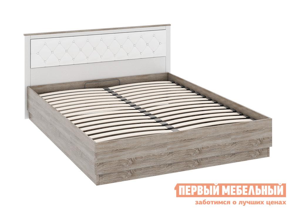 Двуспальная кровать ТриЯ СМ-223.01.006 двуспальная кровать трия см 223 01 002