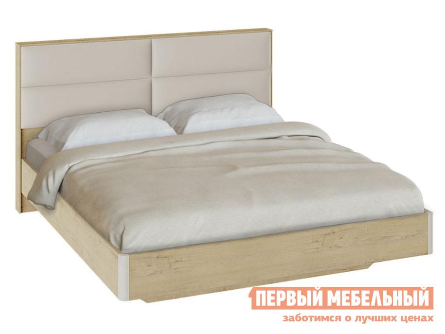 Двуспальная кровать ТриЯ Николь СМ-295.01.003 Кровать (1600)