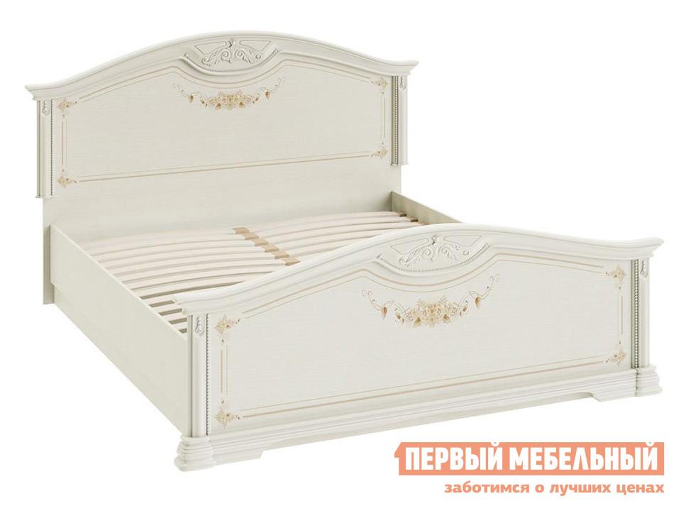 Двуспальная кровать ТриЯ ТД-235.01.02/11