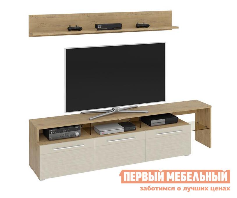 Фото - Гостиная ТриЯ Николь Стандартный набор набор модульный мебель трия наоми