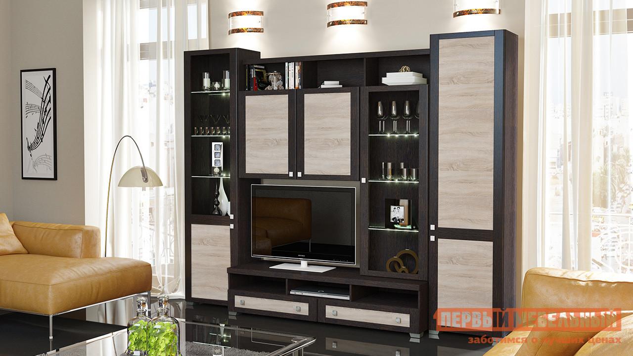 Стенка ТриЯ ГН-153.031 стенка для гостиной мебель трия саванна гн 234 004