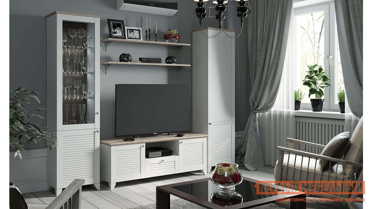Стенка для гостиной ТриЯ Ривьера ГН-241.202 Набор мебели для гостиной №2 стенка для гостиной мебелеф стенка для гостиной мебелеф 3