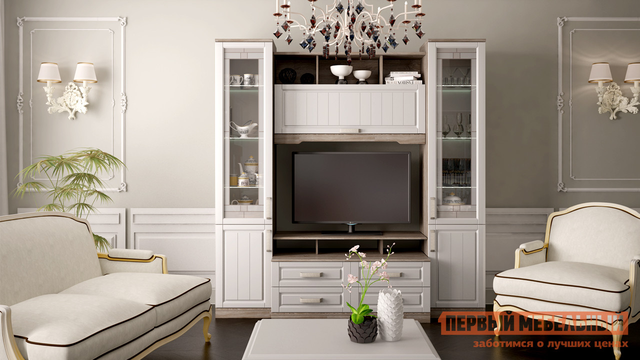 Гостиная ТриЯ ГН-223.207 мебель трия тетрис гн 154 003