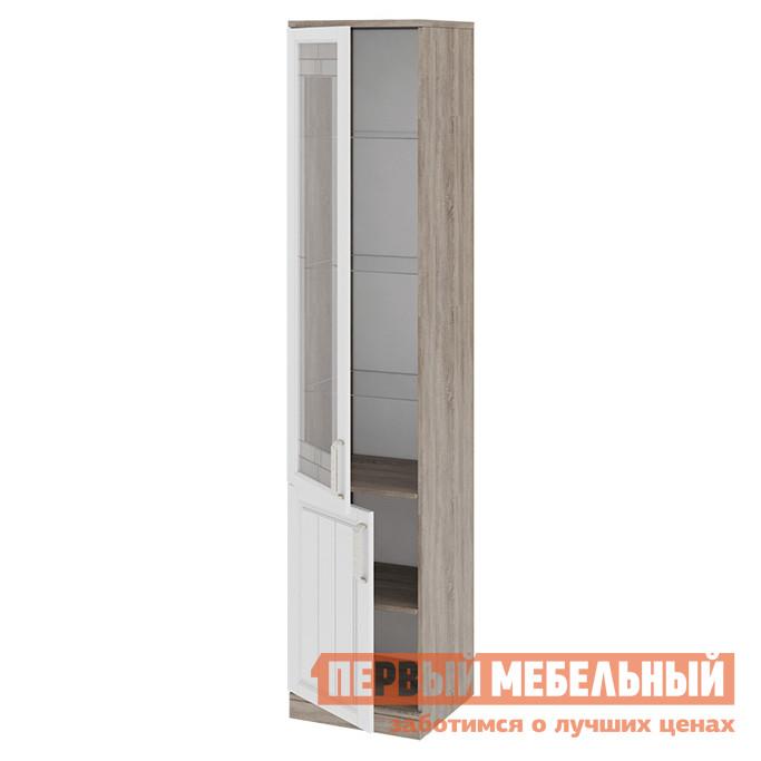 Гостиная  ГН-223.207 Дуб Сонома трюфель / Крем