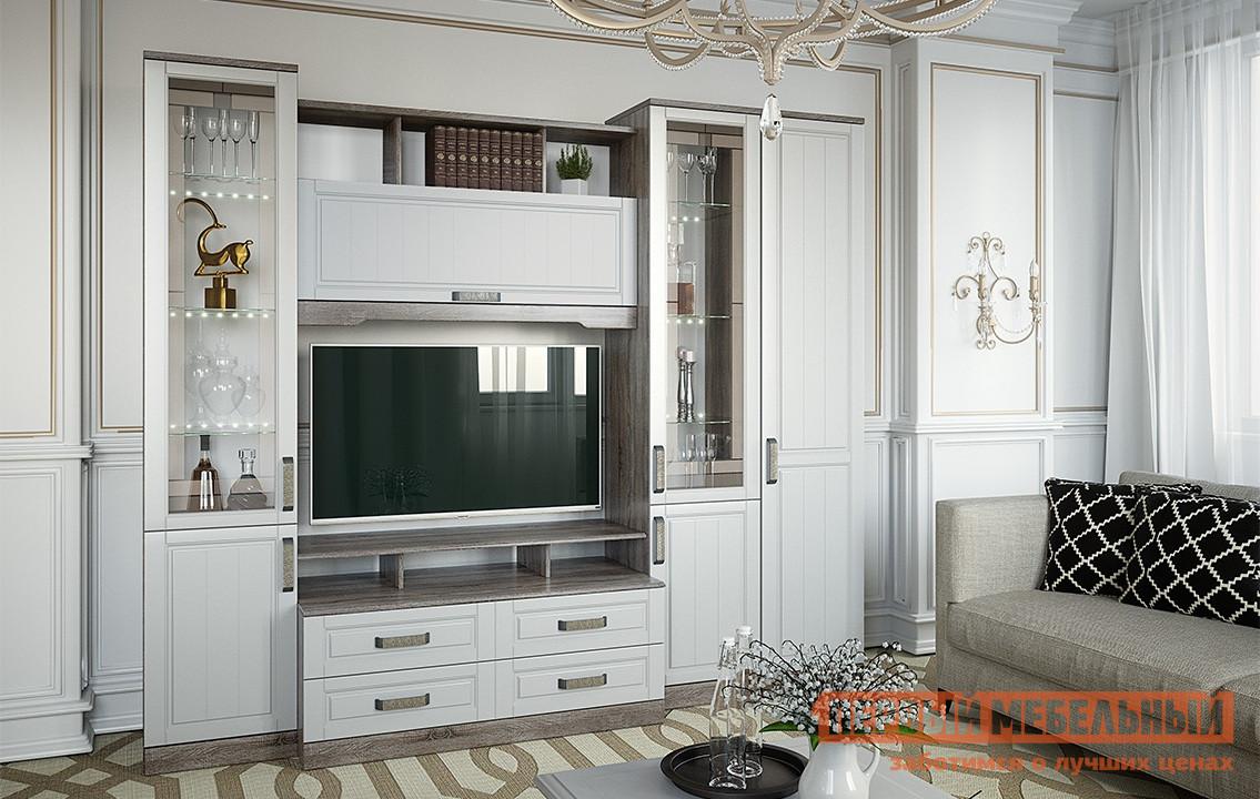 Стенка для гостиной ТриЯ ГН-223.203 стенка для гостиной трия ривьера гн 241 202 набор мебели для гостиной 2