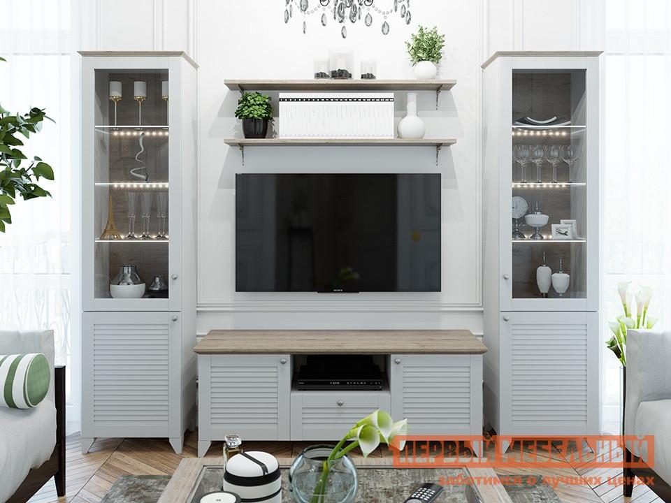 Стенка для гостиной ТриЯ Ривьера ГН-241.201 Набор мебели для гостиной №1 стенка для гостиной мебелеф стенка для гостиной мебелеф 3