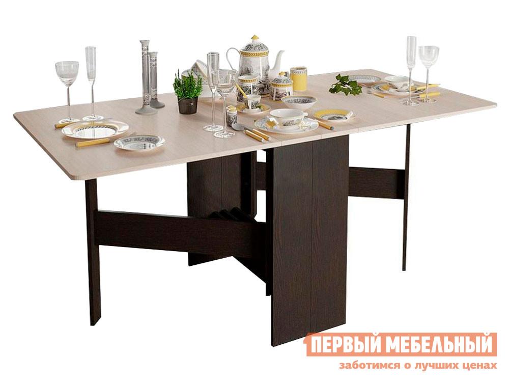 Кухонный стол ТриЯ Стол-книжка тип 2