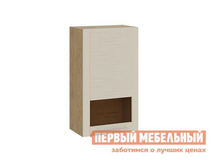 Настенная полка Шкаф настенный Николь 5 Бунратти / Фон Бежевый фото
