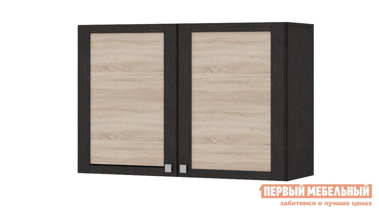 Шкаф настенный ТриЯ Ам(05)_21(2) антресоль мебель трия фиджи ам 05  31 2 венге цаво