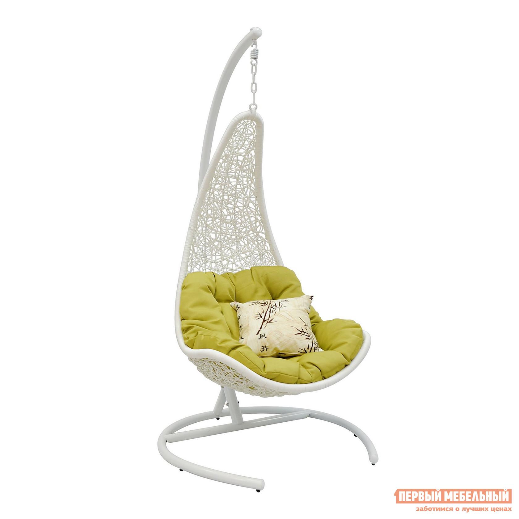 Подвесное кресло ЭкоДизайн Wind White emmababy summer newborn infant baby girl ruffles sleeveless romper flamingo jumpsuit sunsuit clothes outfits baby clothing