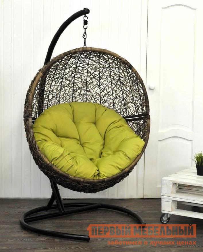 Подвесное кресло ЭкоДизайн Lunar Coffee кресло подвесное экодизайн lunar black