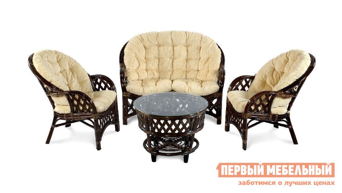 Комплект плетеной мебели ЭкоДизайн РУЗВЕЛЬТ 11/01