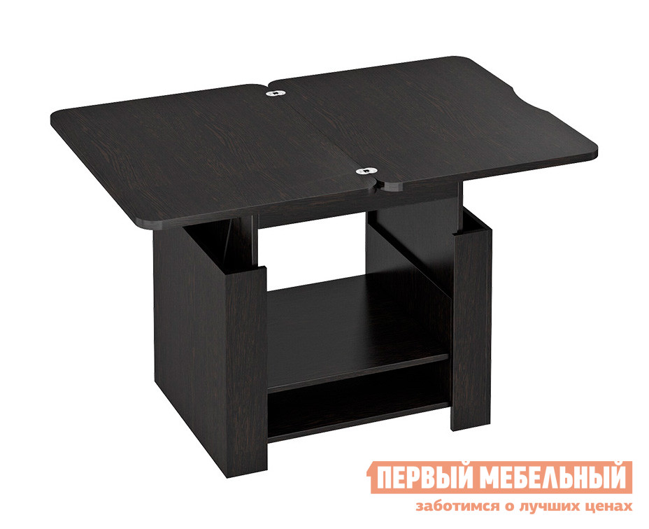 Журнальный столик  Тип 5 Венге Цаво