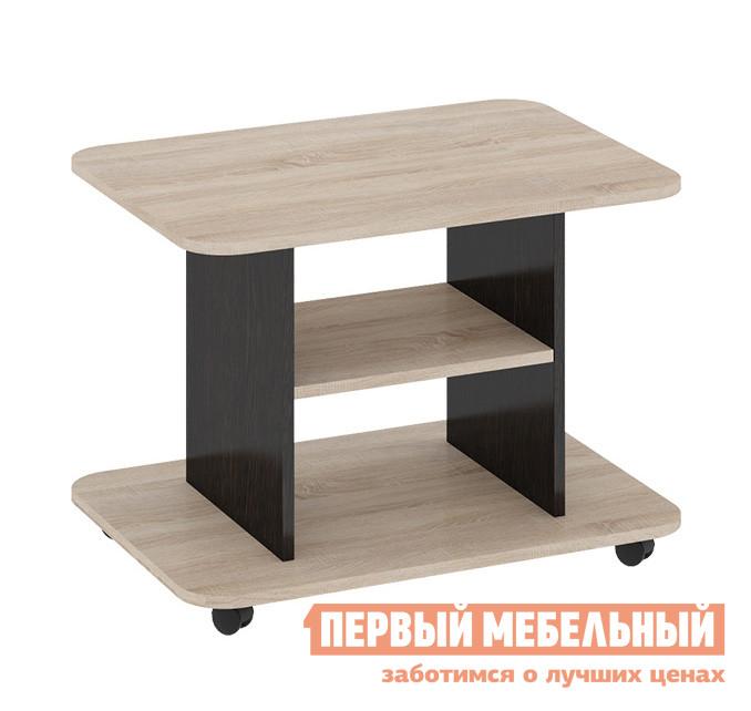 Журнальный столик  Тип 1 Дуб Сонома / Венге Цава