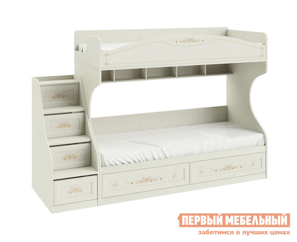 Двухъярусная кровать ТриЯ СМ-235.11.01