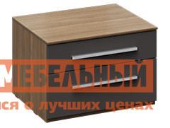 Прикроватная тумбочка ТриЯ Харрис ТД-302.03.01 Тумба прикроватная