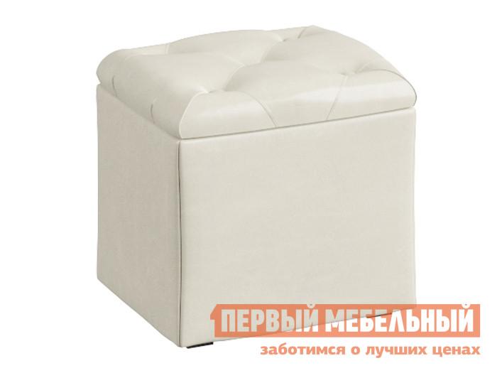 Пуф с ящиком для хранения ТриЯ Тип 4
