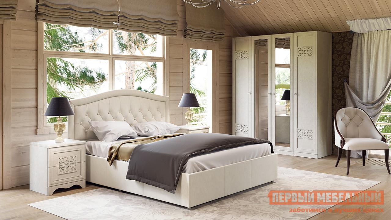 Спальный гарнитур ТриЯ Саванна К4 спальный гарнитур трия лючия к2