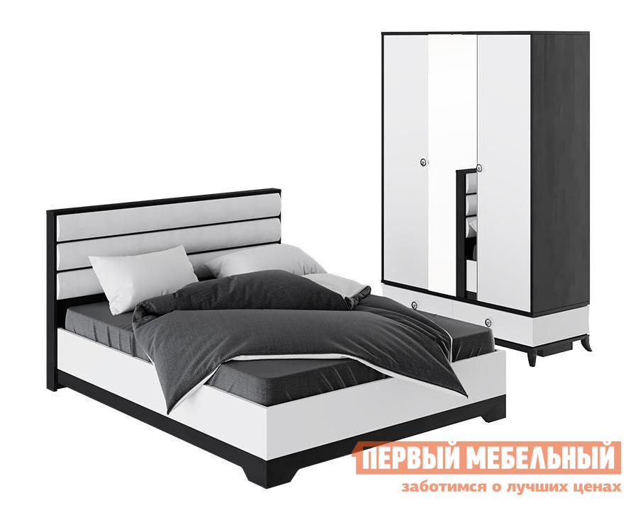 Спальный гарнитур ТриЯ ГН-249.000 спальный гарнитур трия саванна к1