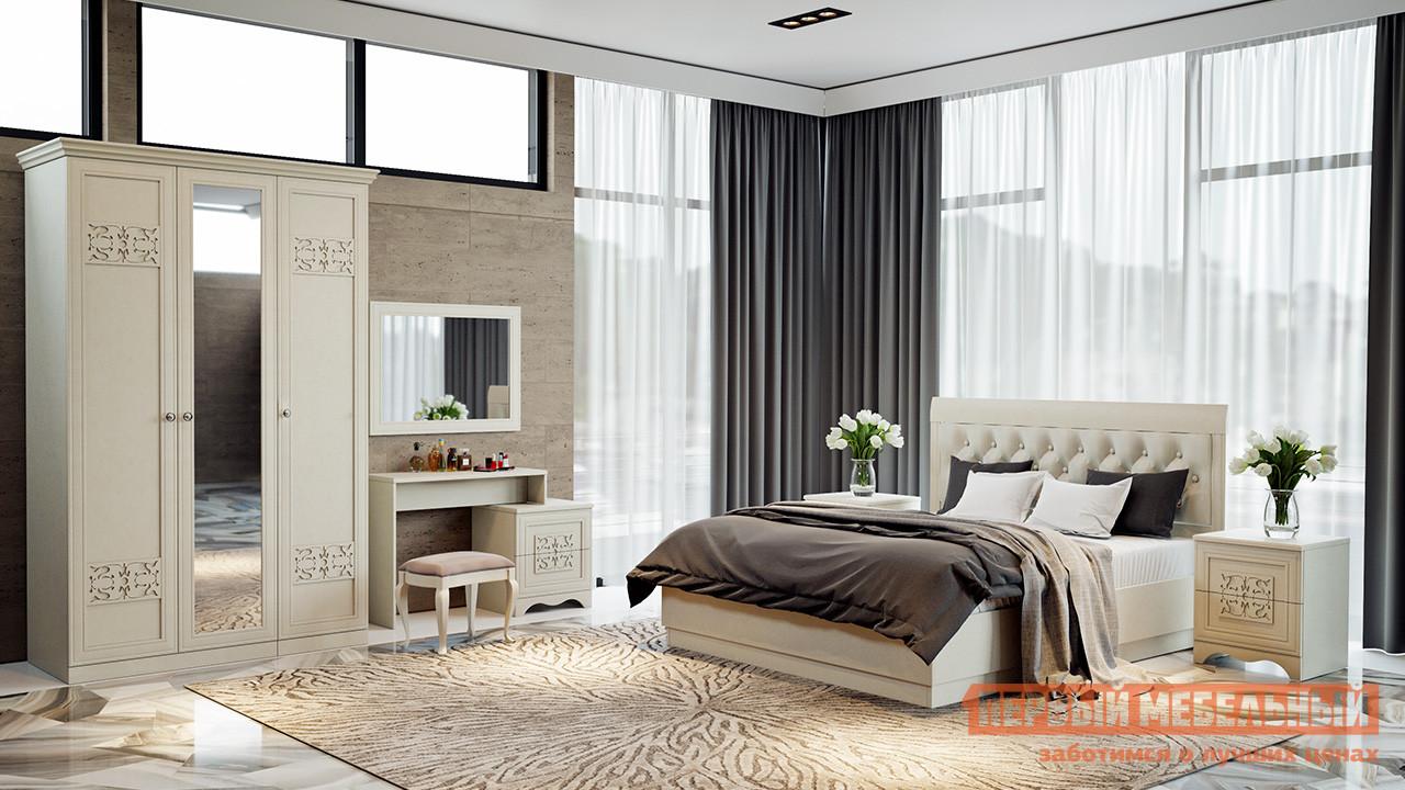Спальный гарнитур ТриЯ Саванна К2 спальный гарнитур мебельсон виктория 2 к1