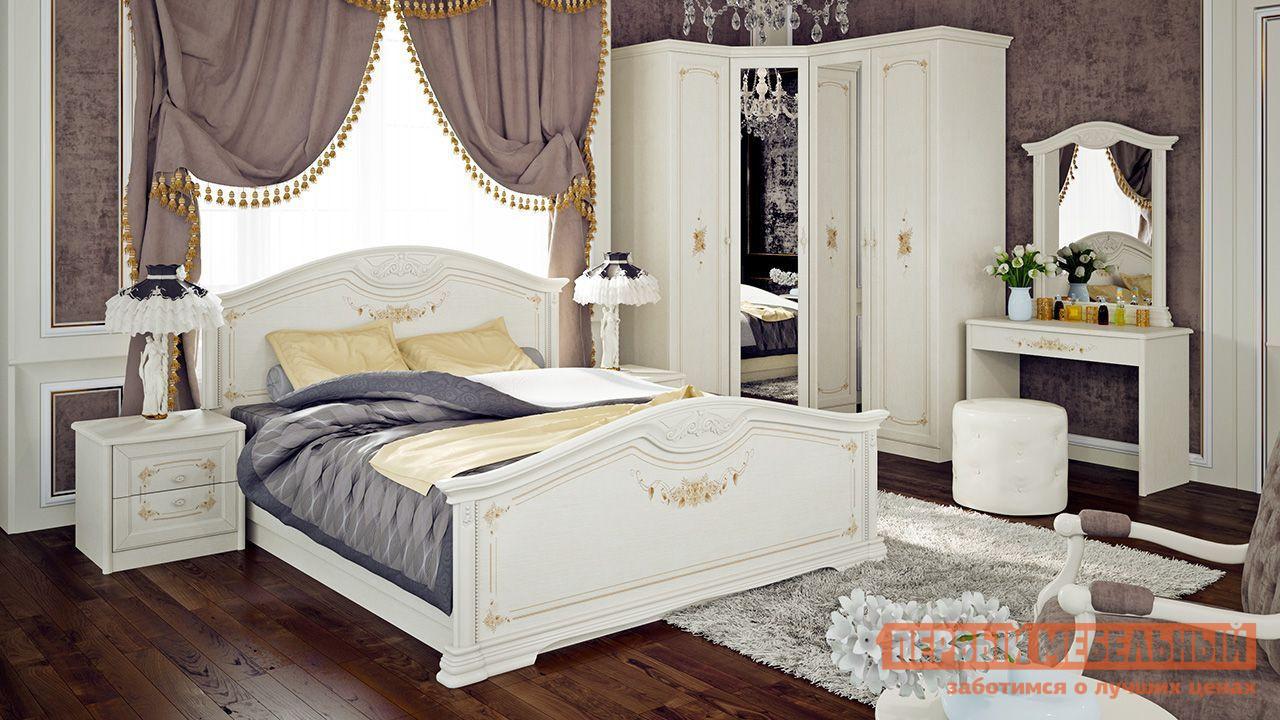 Спальный гарнитур ТриЯ Лючия К1 спальный гарнитур нк мебель марика к1