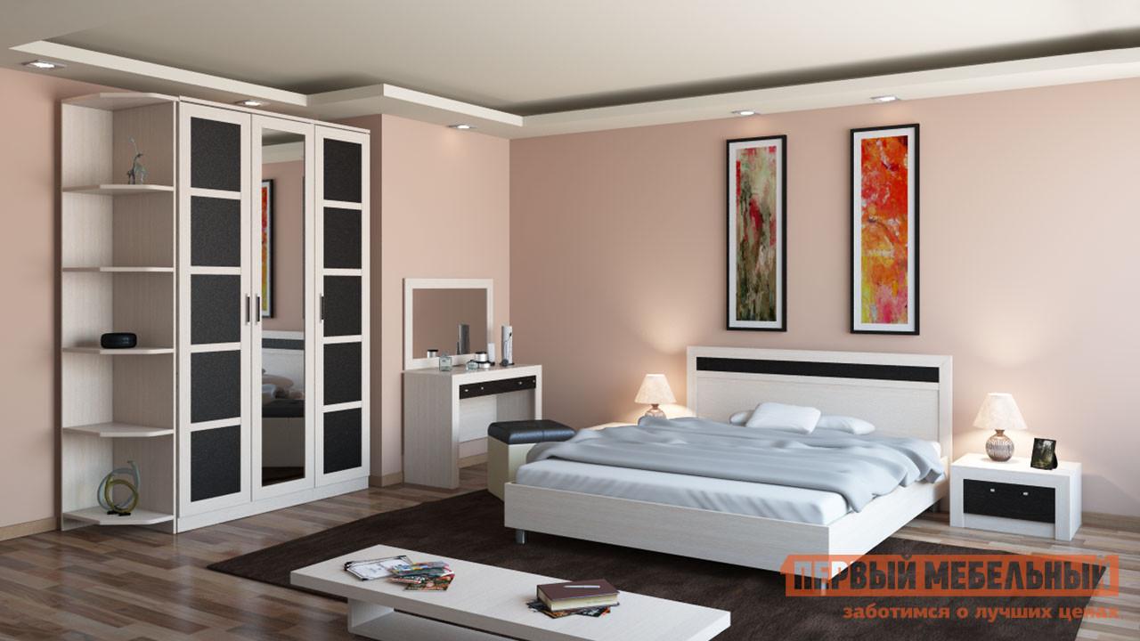 Комплект мебели для спальни ТриЯ Токио К15 комплект мебели для спальни трия амели к1