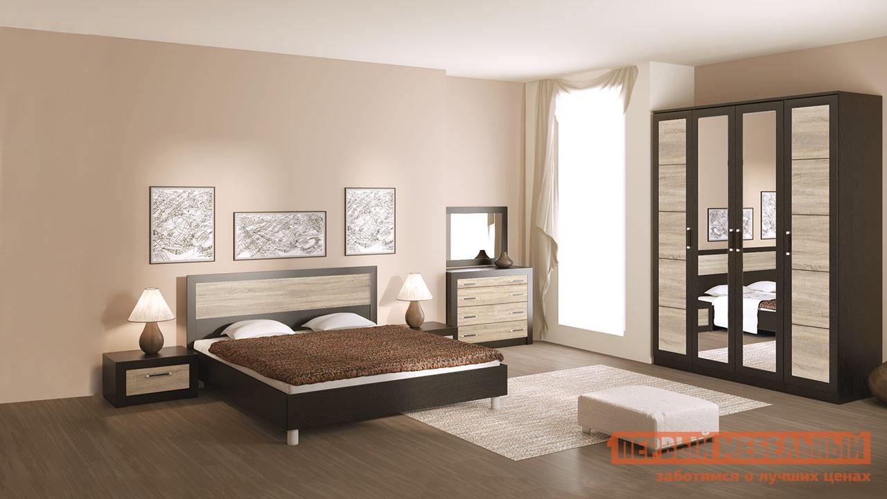 Комплект мебели для спальни ТриЯ Токио К21 комплект мебели для спальни трия амели к1