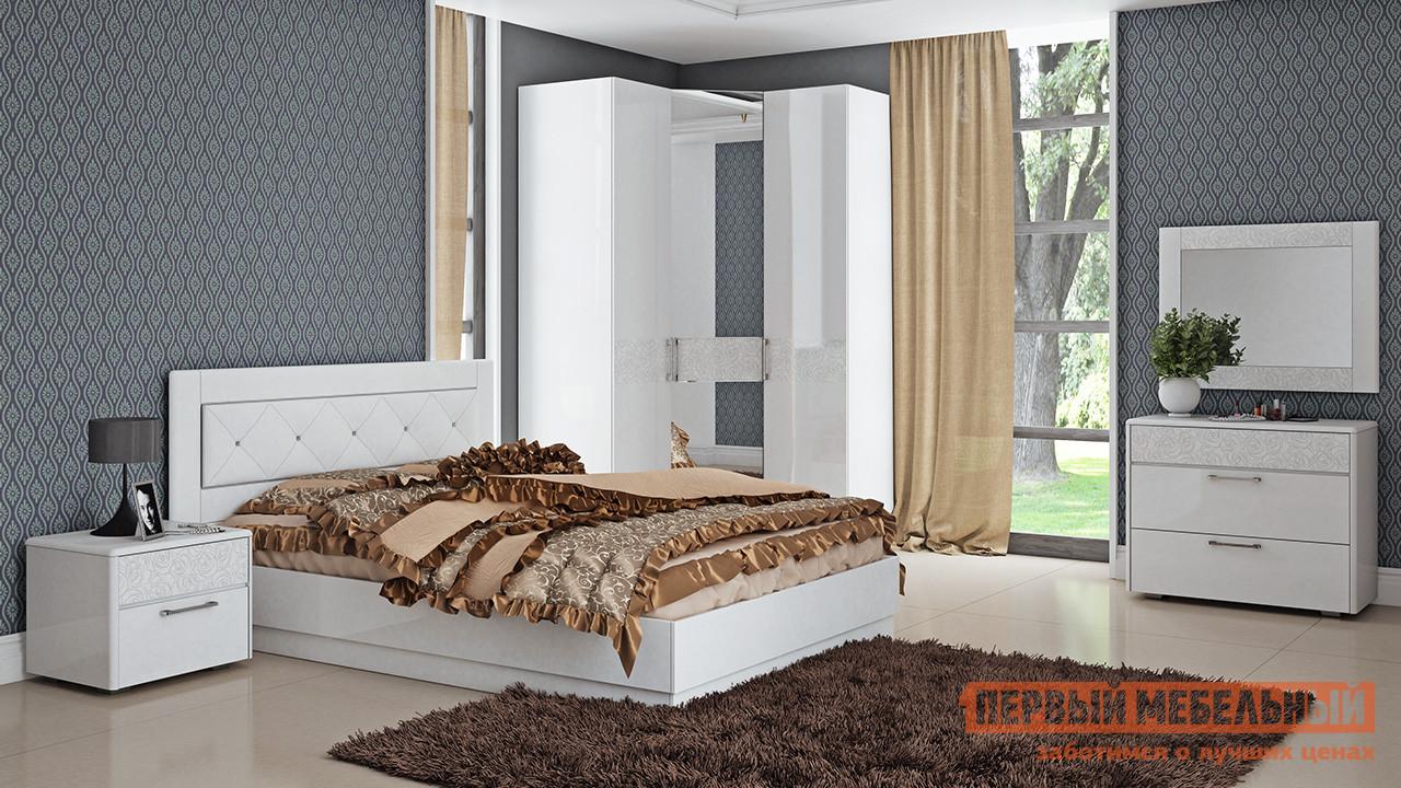 Комплект мебели для спальни ТриЯ Амели К2 комплект мебели для спальни трия амели к1