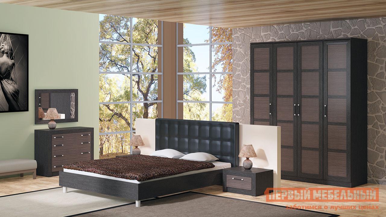 Комплект мебели для спальни ТриЯ Токио К7 комплект мебели для спальни трия амели к1
