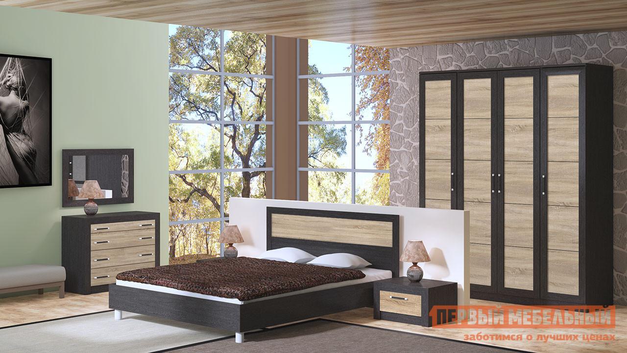 Комплект мебели для спальни ТриЯ Токио К22 комплект мебели для спальни трия амели к1