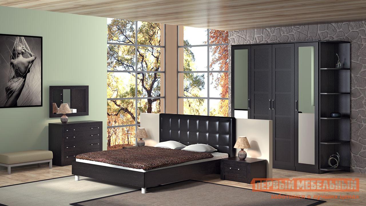 Комплект мебели для спальни ТриЯ Токио К9 комплект мебели для спальни трия амели к1