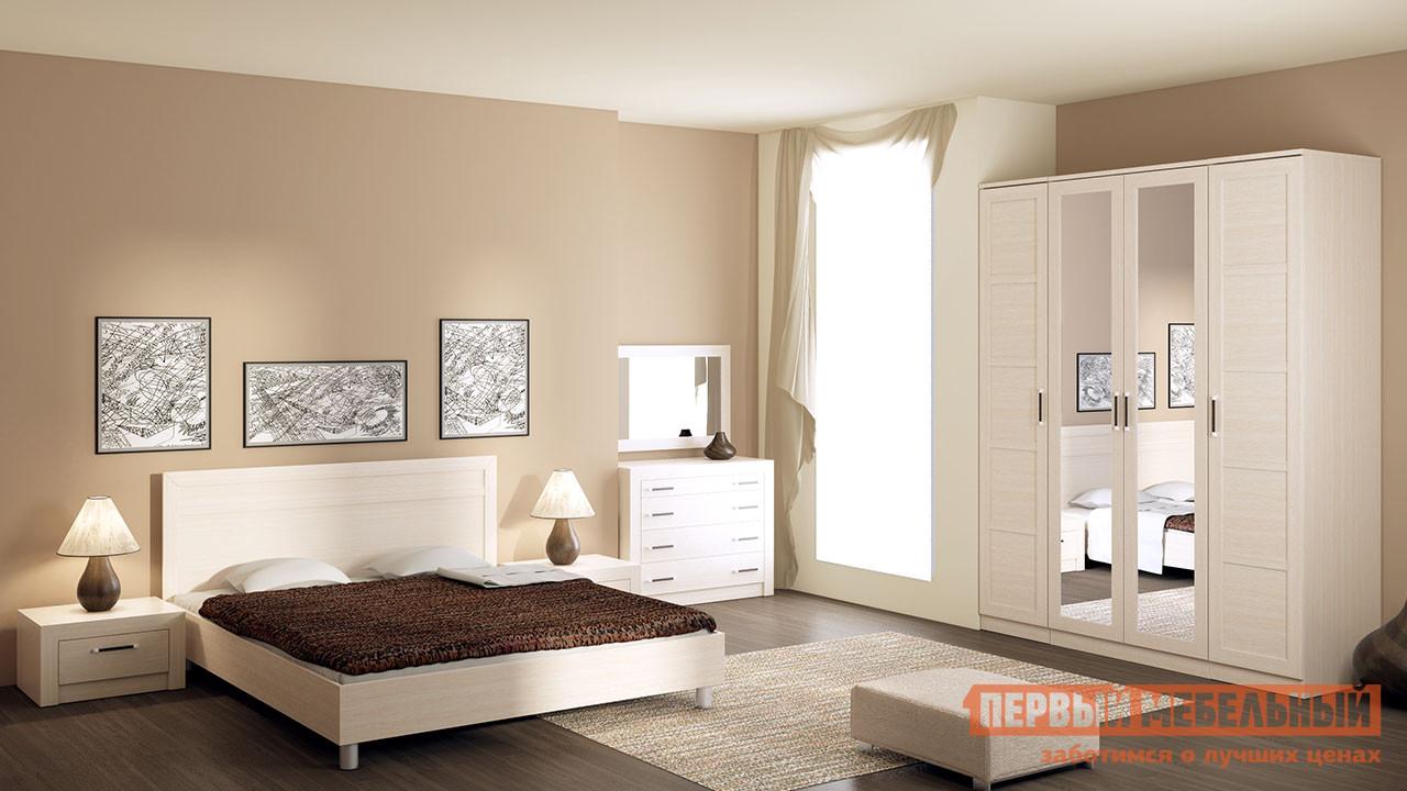 Комплект мебели для спальни ТриЯ Токио К19 комплект мебели для спальни трия амели к1