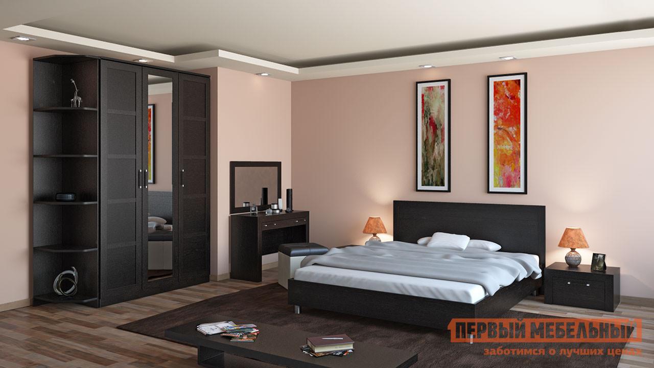 Комплект мебели для спальни ТриЯ Токио К6 комплект мебели для спальни трия амели к1