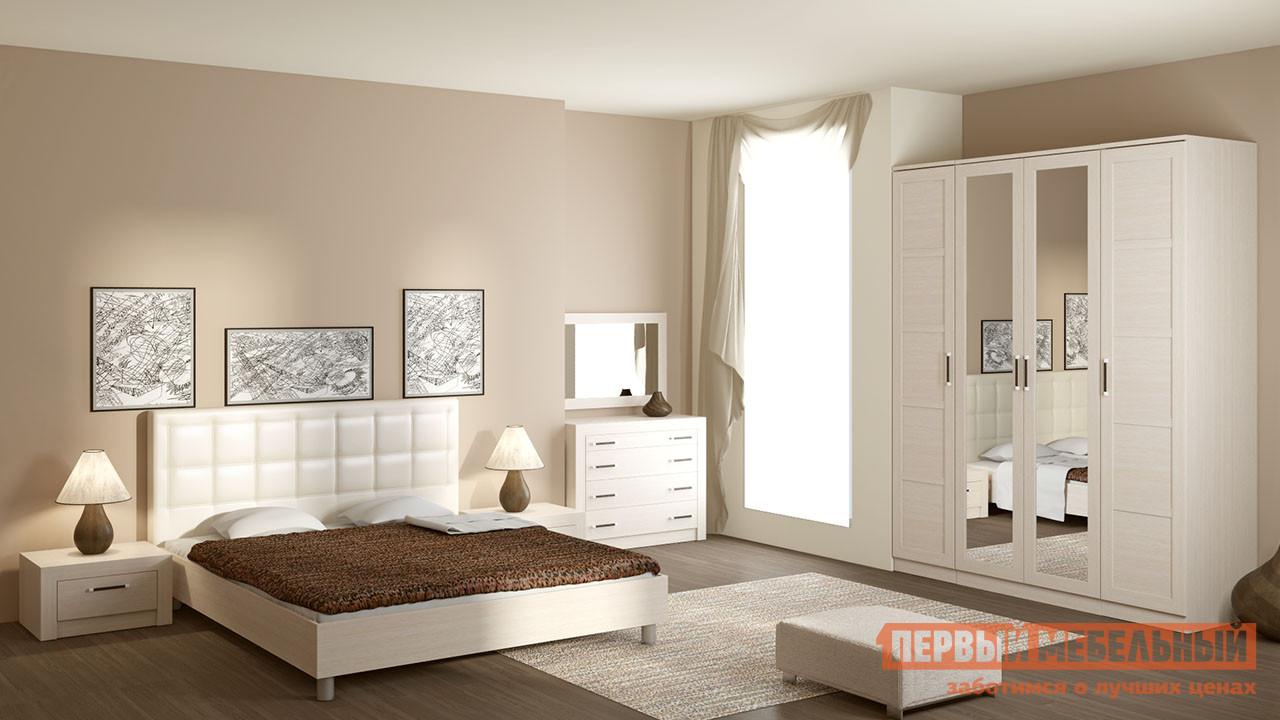 Комплект мебели для спальни ТриЯ Токио К16 комплект мебели для спальни трия амели к1