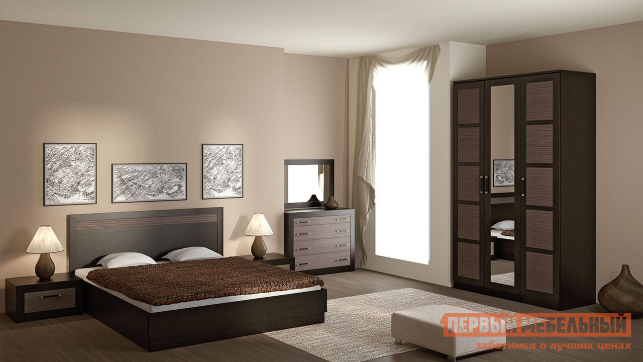 Комплект мебели для спальни ТриЯ Токио К10 комплект мебели для спальни трия амели к1