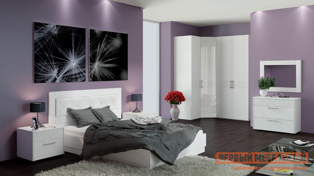 Комплект мебели для спальни ТриЯ Амели К4 спальный гарнитур трия саванна к4