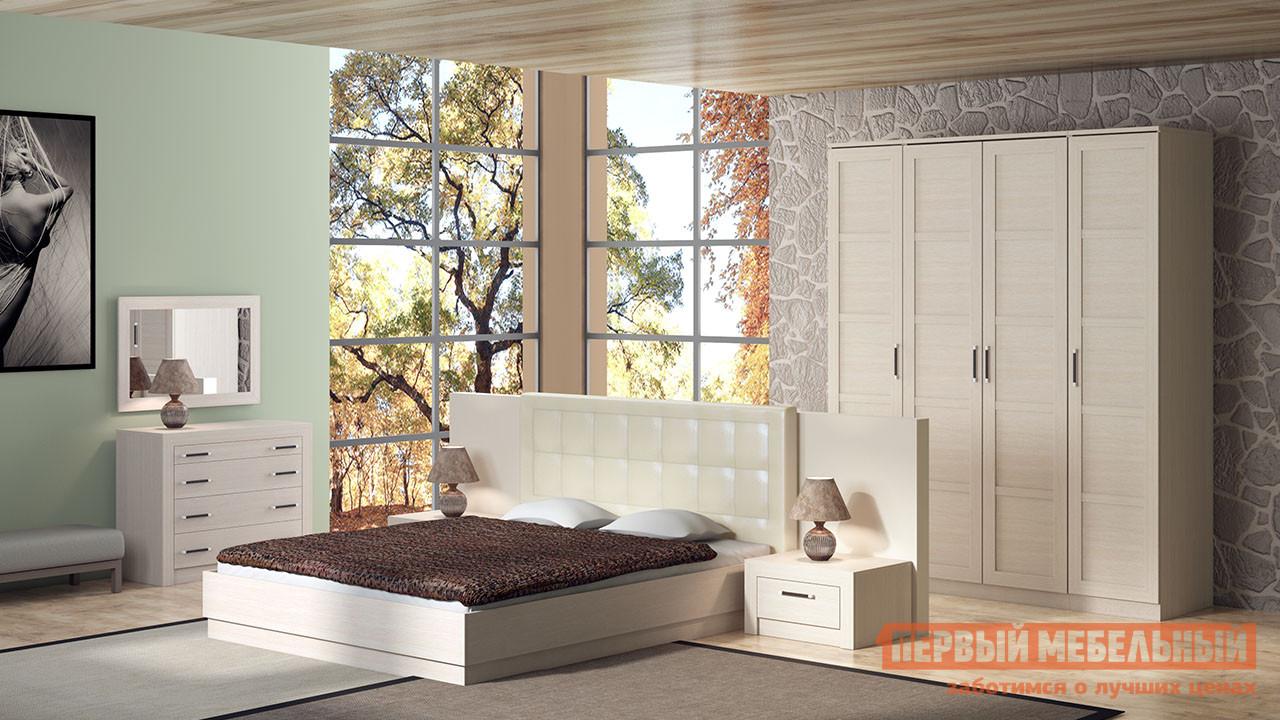 Комплект мебели для спальни ТриЯ Токио К13 комплект мебели для спальни трия амели к1