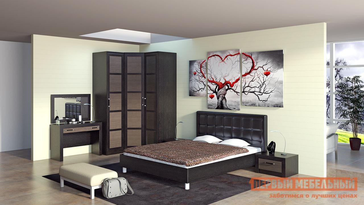 Комплект мебели для спальни ТриЯ Токио К5 комплект мебели для спальни трия амели к1